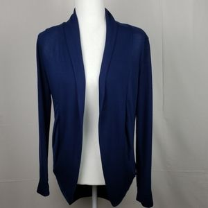 Ambience Apparel Open Front Cardigan